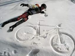 Электровелосипеды зимой: ездим или нет?