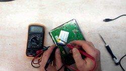 Восстановление емкости li-ion аккумулятора.