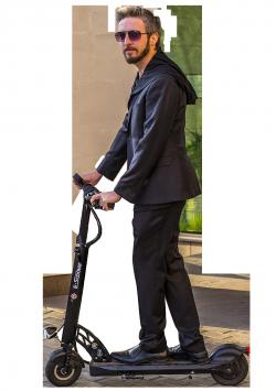 Самый легкий электросамокат может весить порядка 5-6 кг.
