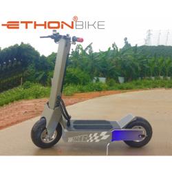 Самый мощный электросамокат - ETHON Bike карбон 4000 W.