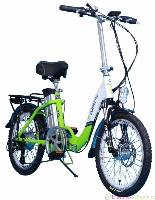 Электровелосипед Elbike Galant VIP фото