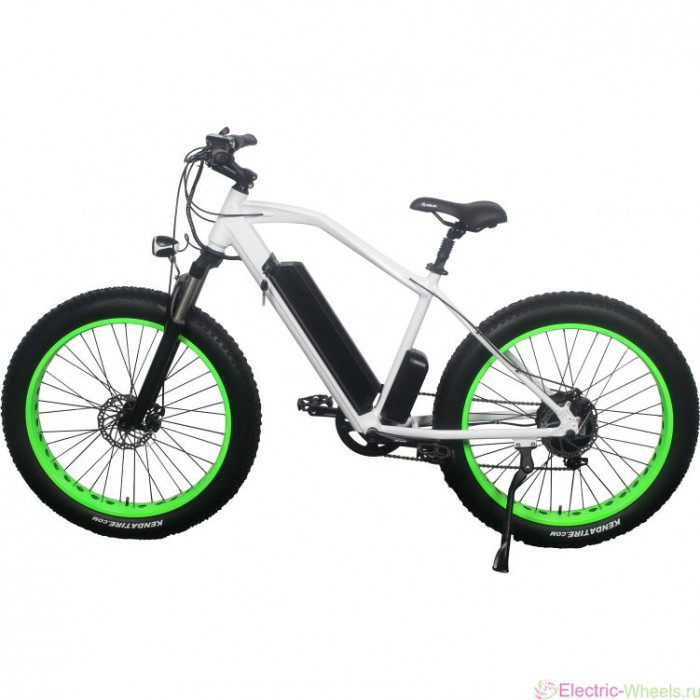 Электрический велосипед в базовой комплектации фото