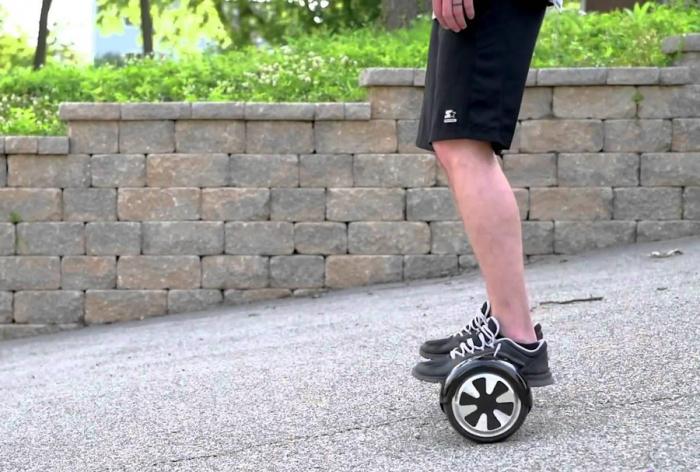 Если перед вами дилемма «моноколесо или гироскутер», выбрать правильный транспорт поможет тест-драйв.