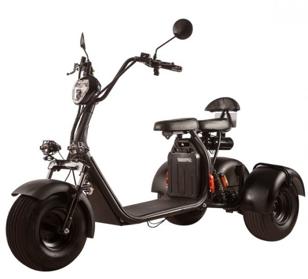 полноразмерный скутер
