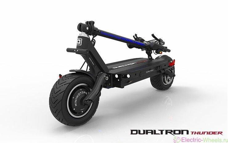 Minimotors Dualtron Thunder 5400W фото